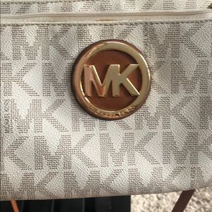 Used Michael Kords Cross-body bag